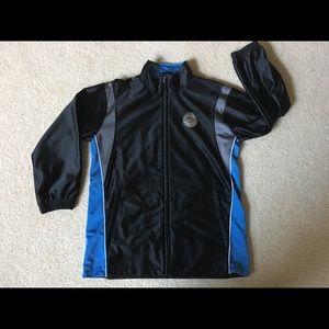 NIKE Full-zip Basketball Jacket - medium